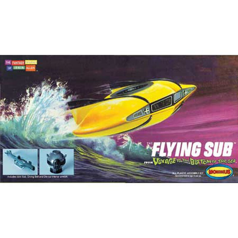 Flying Sub Mini Set