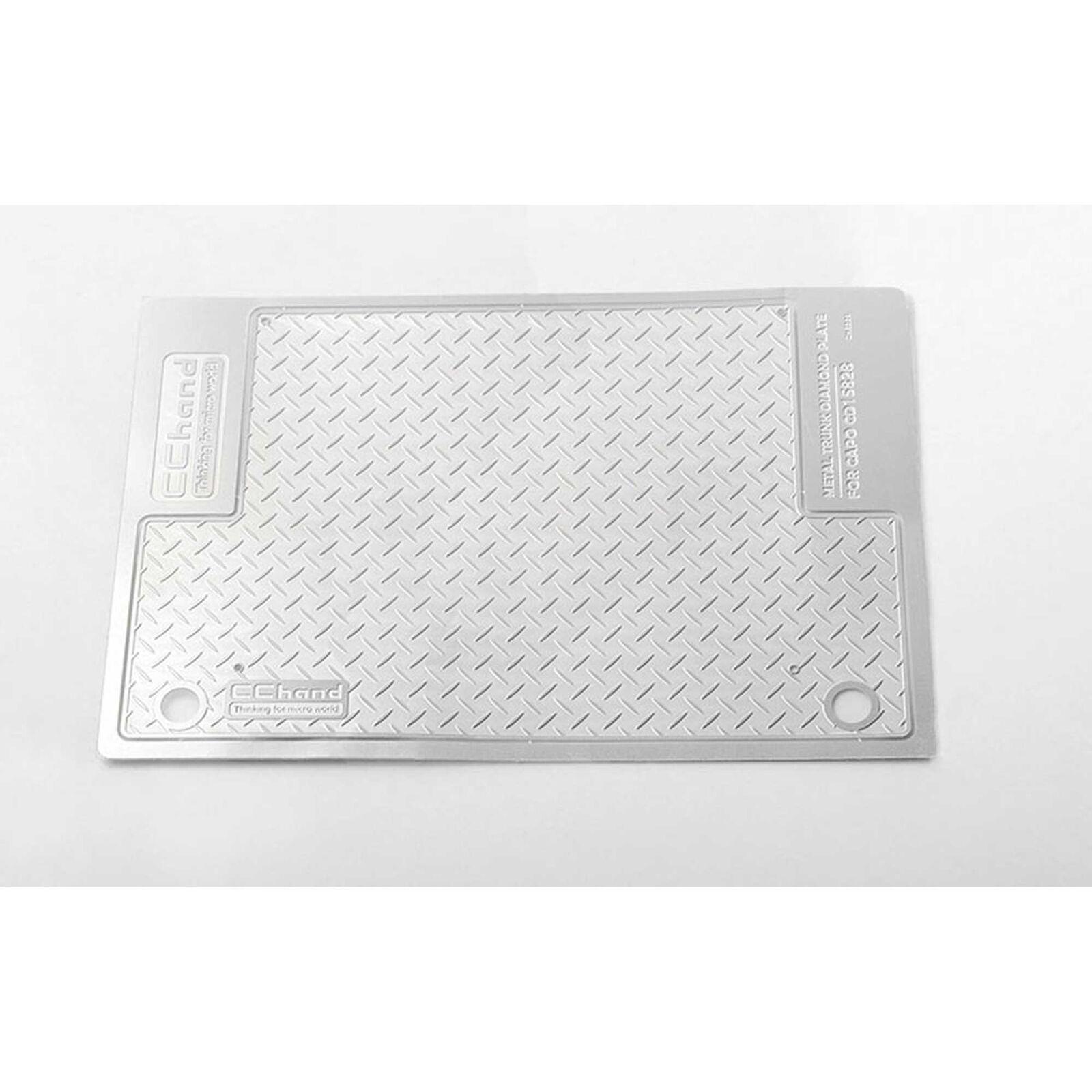 Diamond Plate Rear Cargo: Samurai 1/6 Crawler