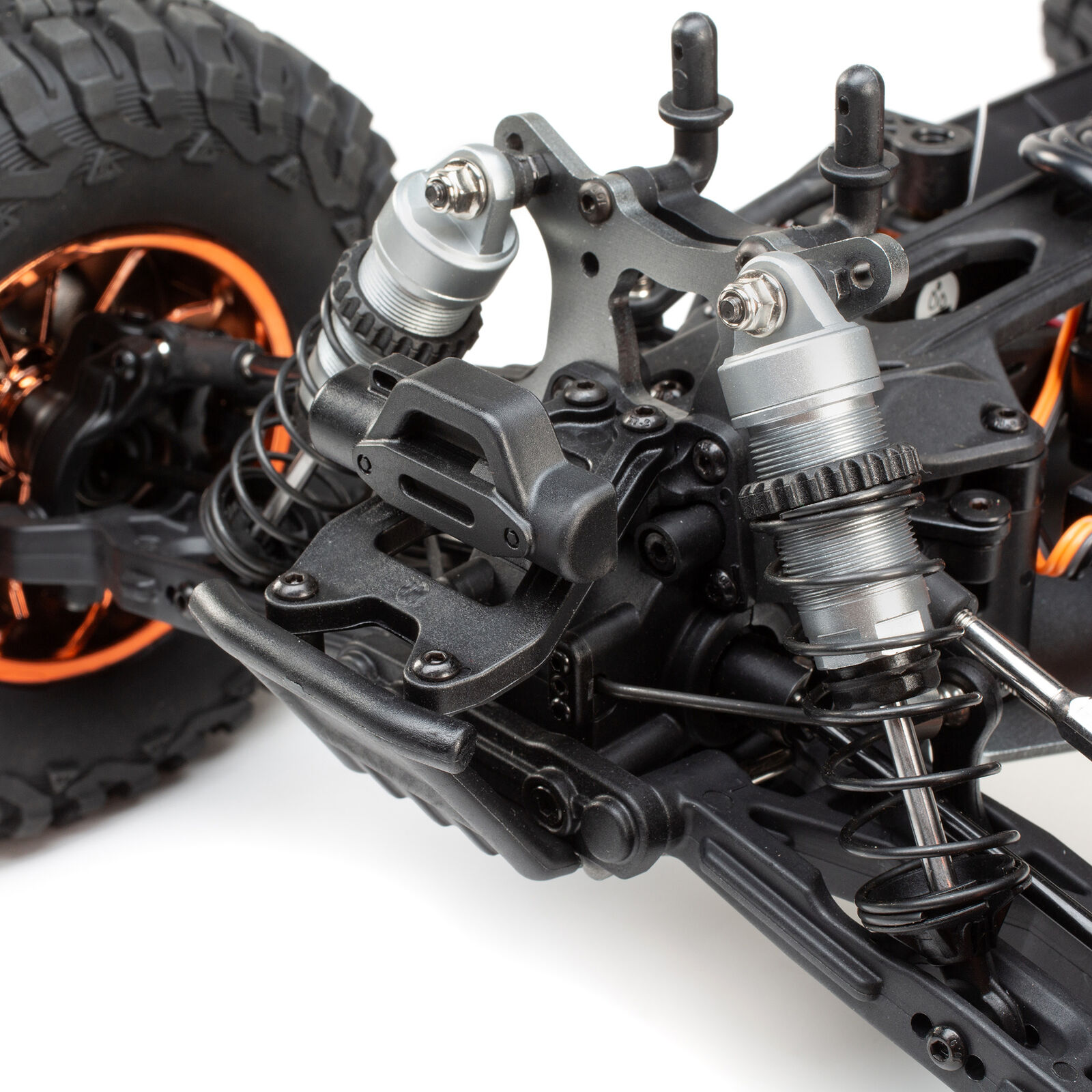 1/10 Lasernut U4 4WD Brushless RTR with Smart and AVC, Blue