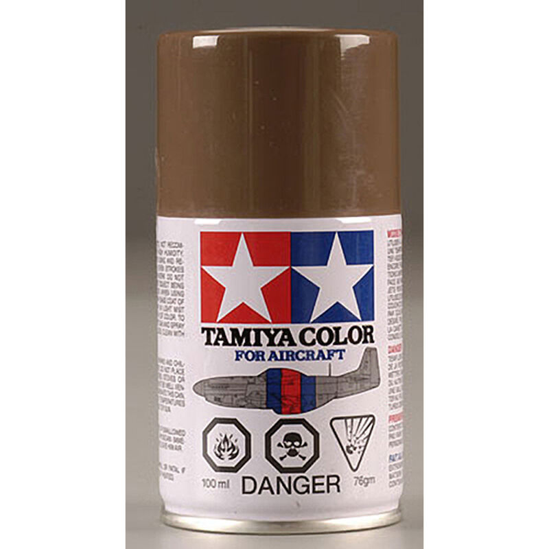 Aircraft Spray Paint AS-22 Dark Earth 100ml