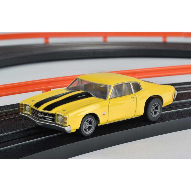 1971 Chevelle 454 Yellow