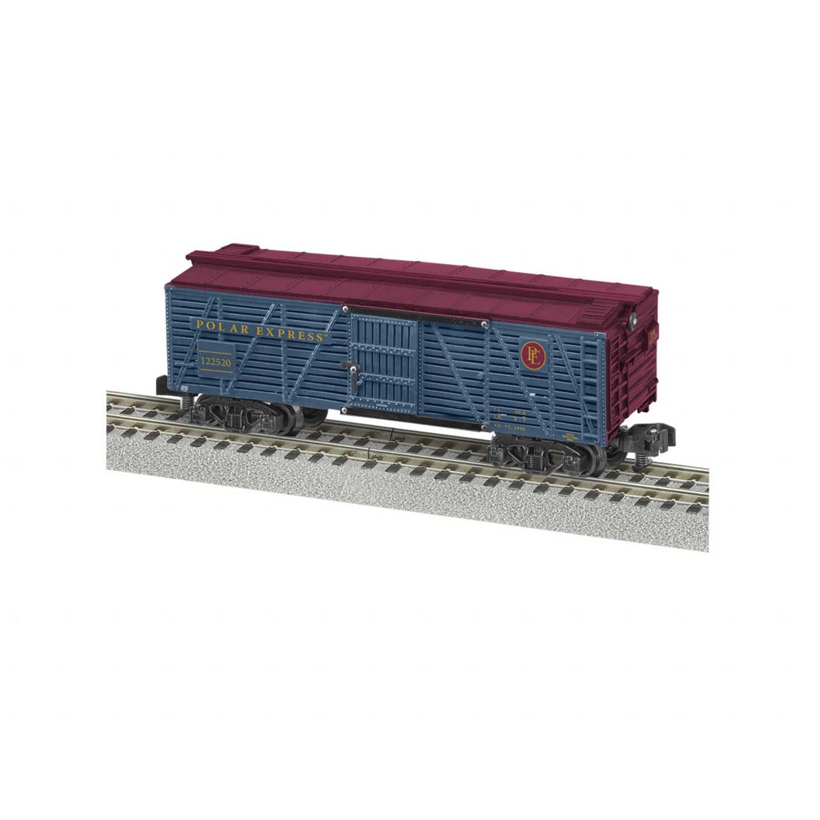 S The Polar Express Stock Car #122520