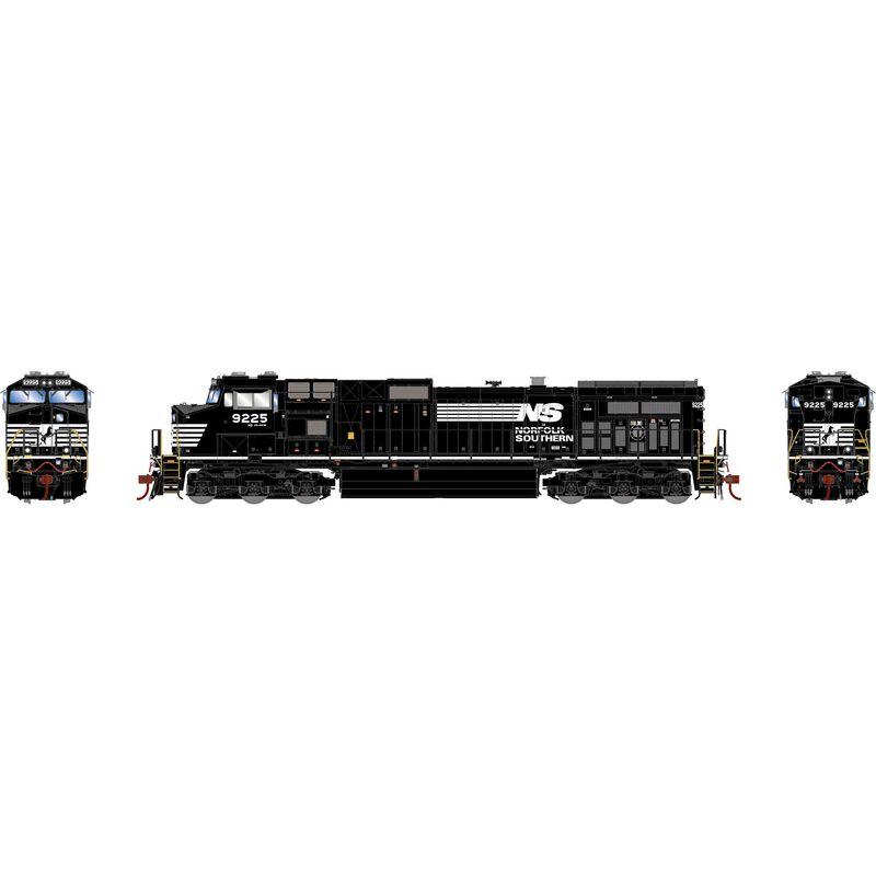 HO G2 Dash 9-44CW, NS #9225
