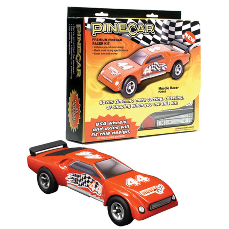 Premium Car Kit, Muscle Racer