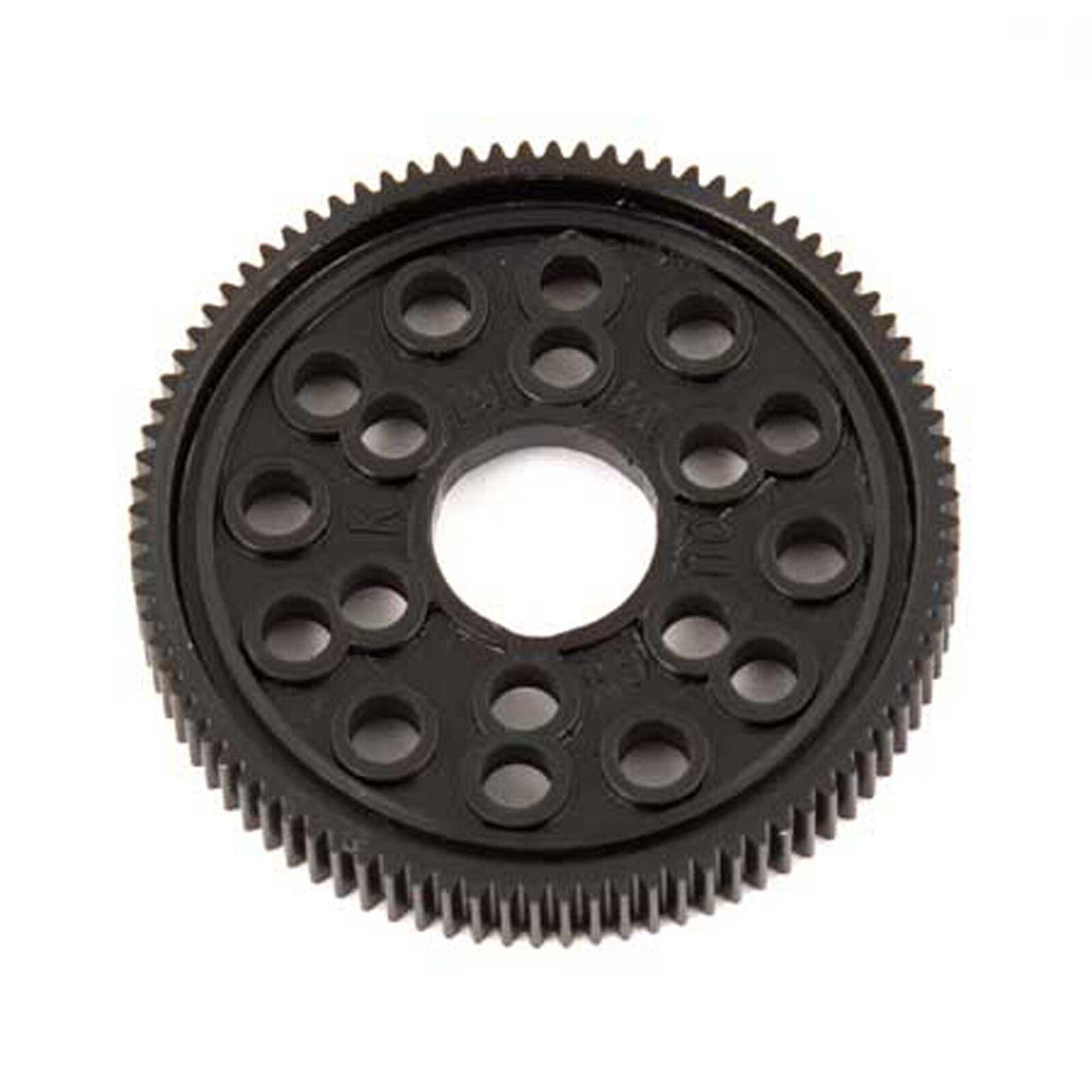 Spur Gear, 64 Pitch, 88T