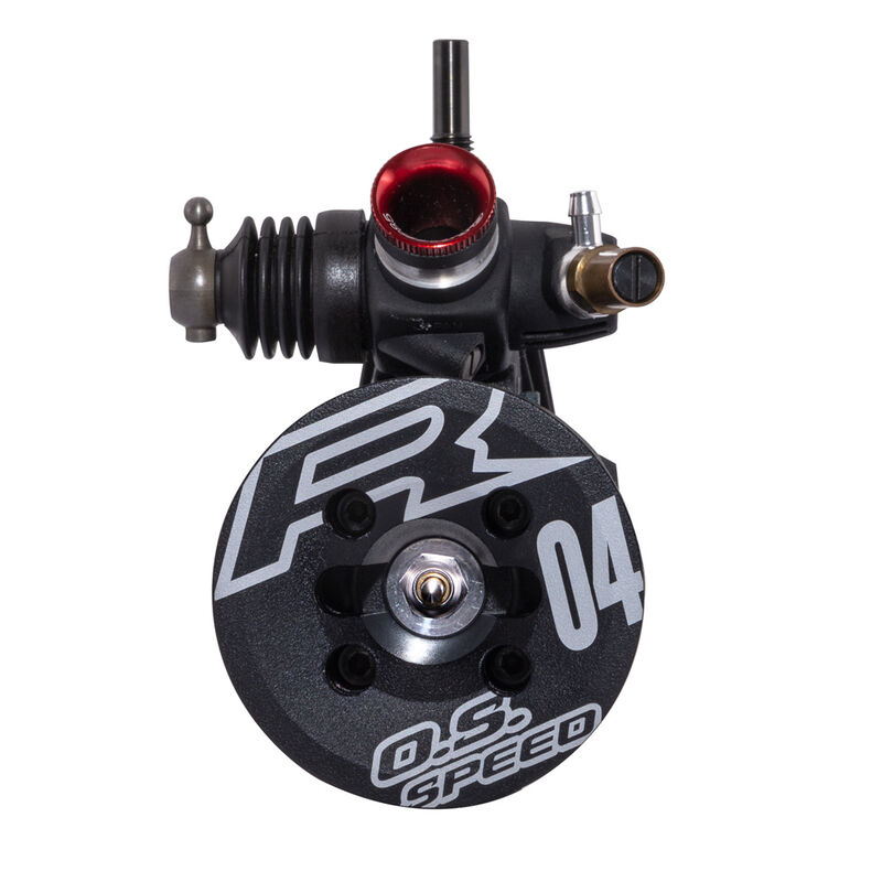 O.S. Speed R2104 1/8 Scale Engine