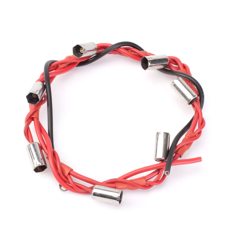 Glow Ignition Harness: 7-77