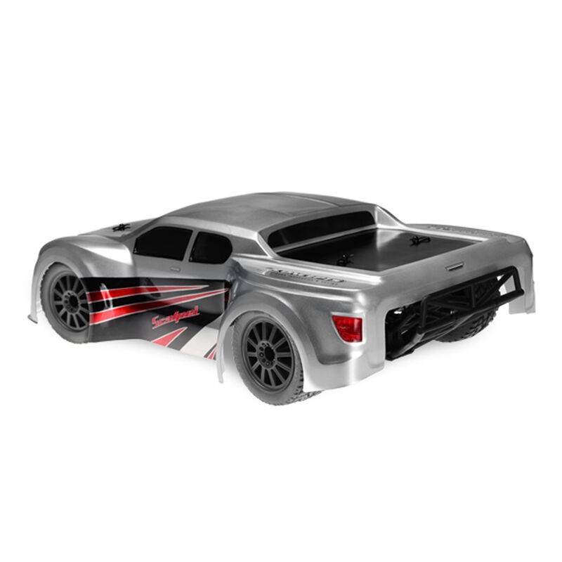 1/10 Illuzion Scalpel Speed Run Clear Body: Slash 4x4/JCO2173