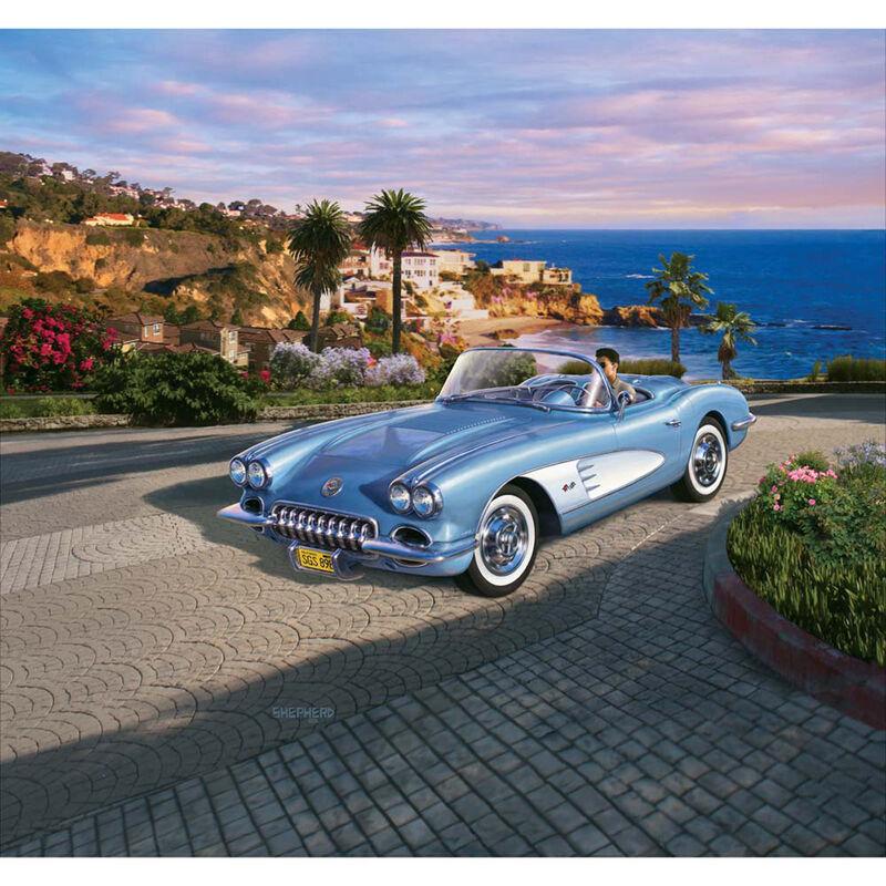 1/25 '58 Corvette Roadster