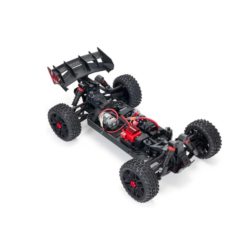 1/8 TYPHON 4X4 V3 MEGA 550 Brushed Buggy RTR, Green