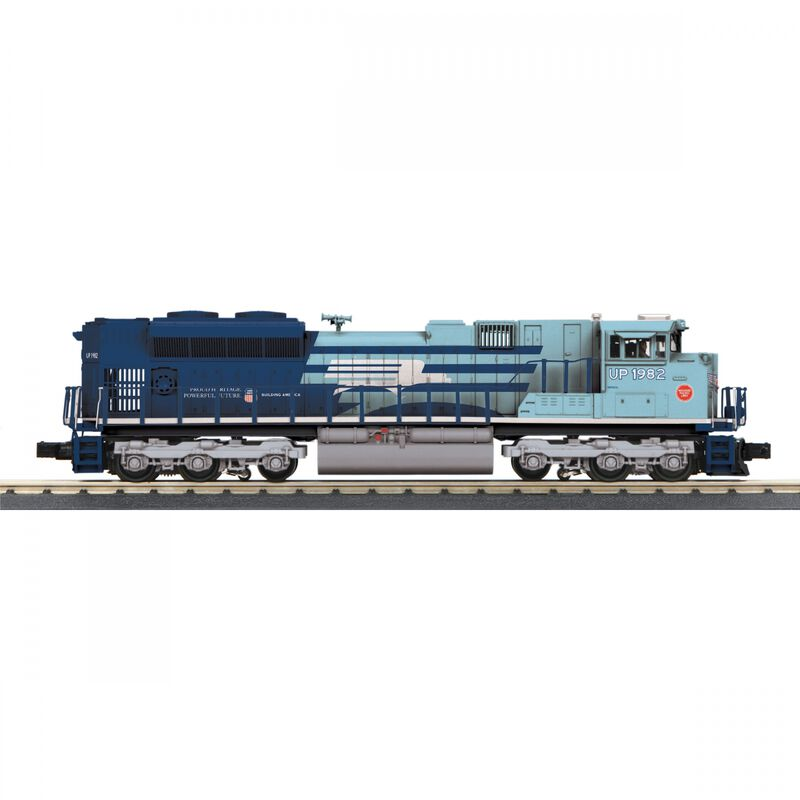 O-27 Imperial SD70ACe with PS3 MP #1982