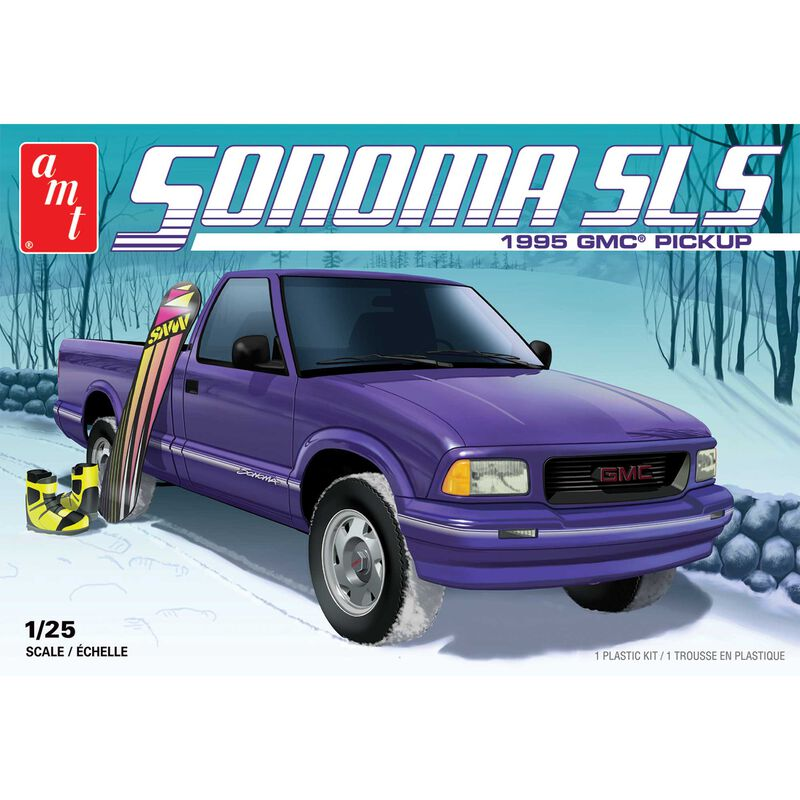 1/25 1995 GMC Sonoma Pick Up
