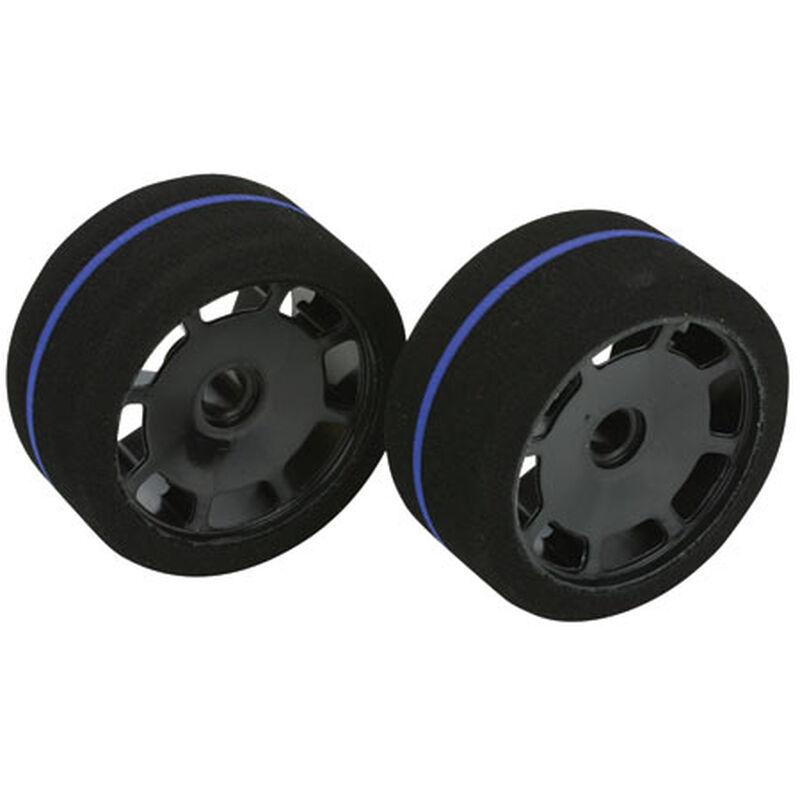 1/10 GT Spec Tire (2), Front, Purple