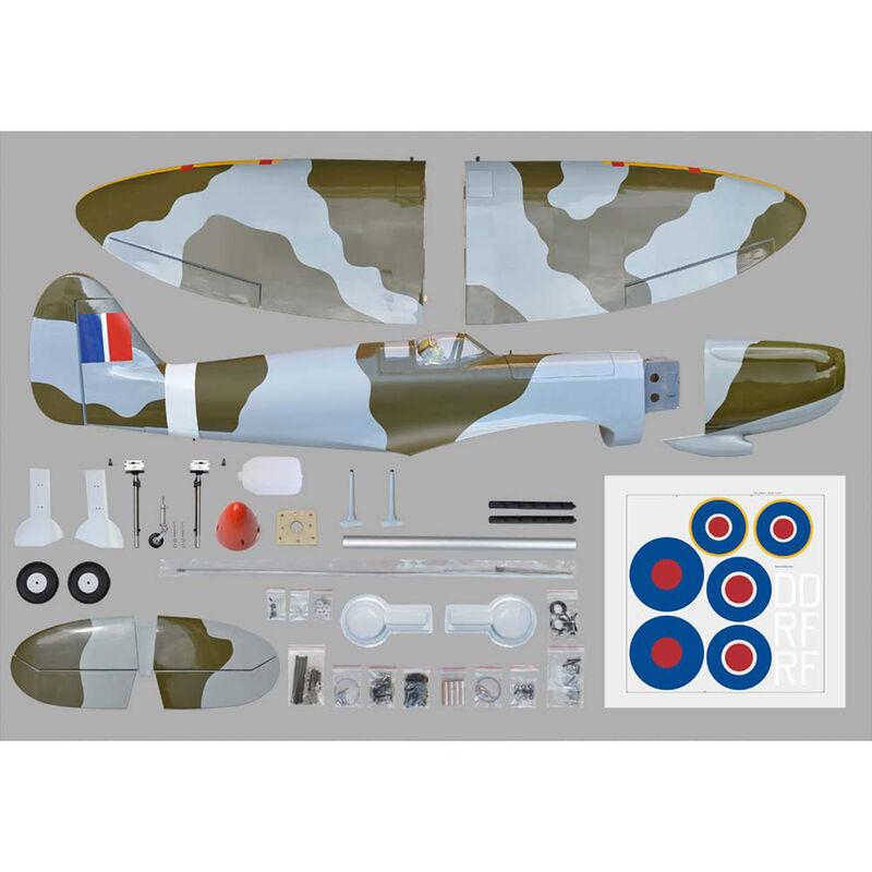 """Spitfire 30cc Gas EP ARF 70.8"""""""