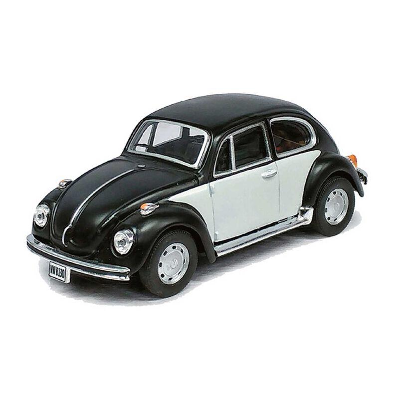 Cararama 1 43 VW Beetle car, Black