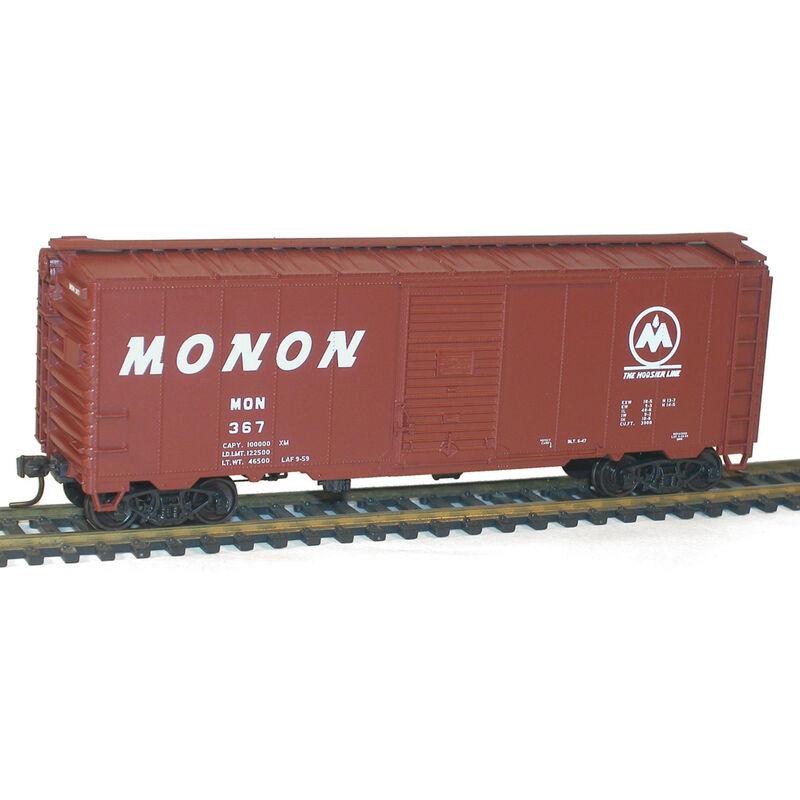 HO KIT 40' AAR Box Monon