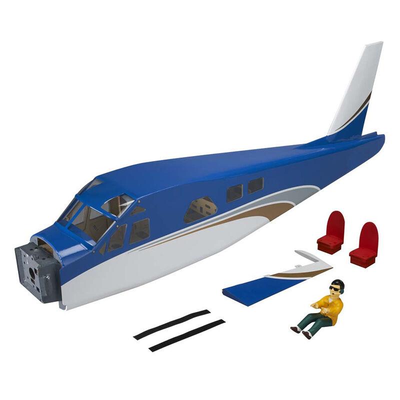Fuselage Vert Stab Turbo Beaver .91 15cc