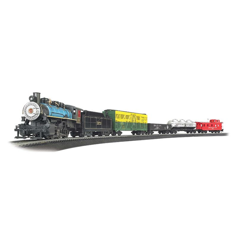 HO Chessie Special Train Set