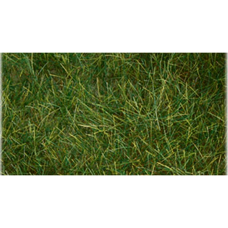 "6mm 11"" x 5.5"" Static Grass Dark Green"
