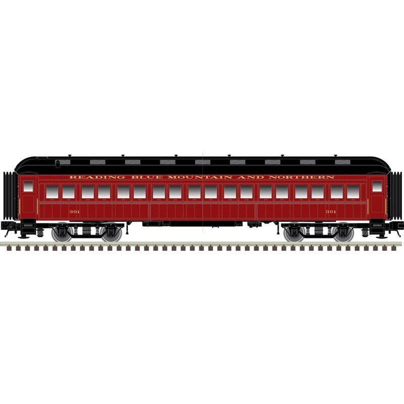 O TrainMan 60' Coach RNRX (2R)