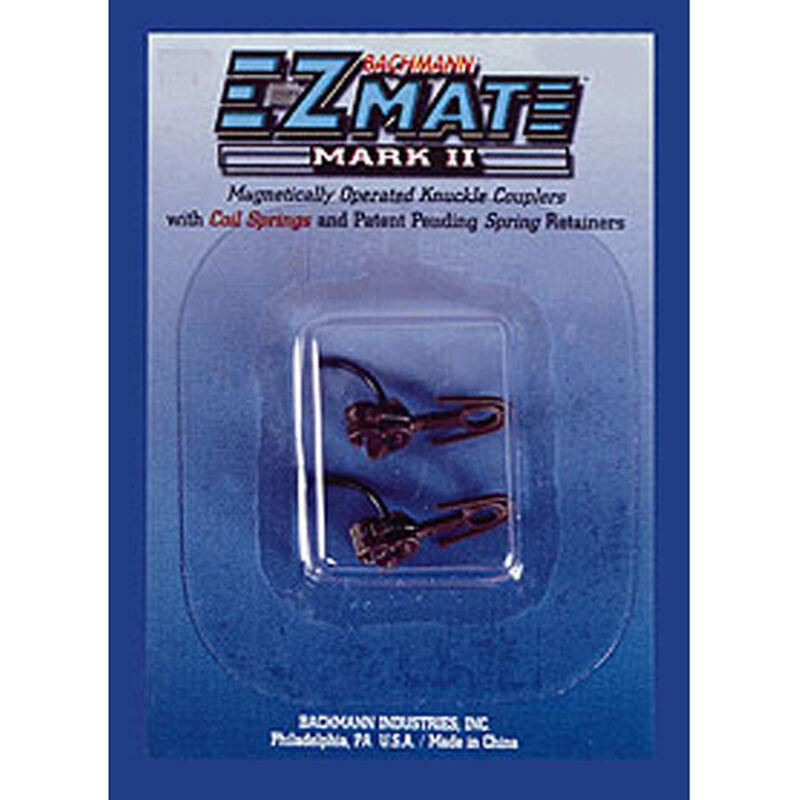HO EZ Mate Mark II Under Knuckle Coupler, Short