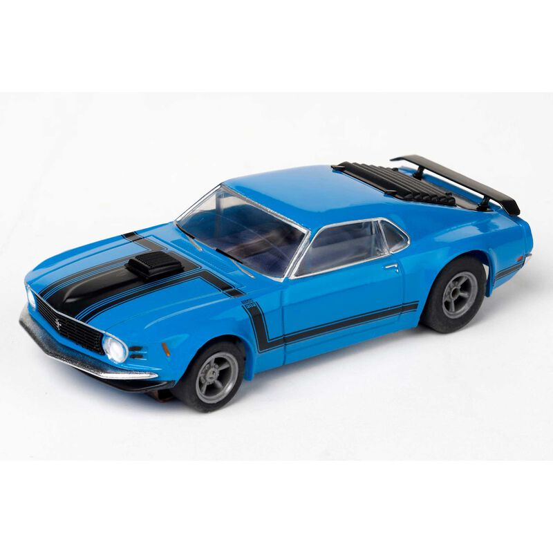 Mustang - Boss 302 - Blue