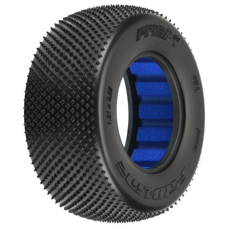 Rear Prism SC 2.2 3.0 Z4 Off-Road Carpet Tire (2)