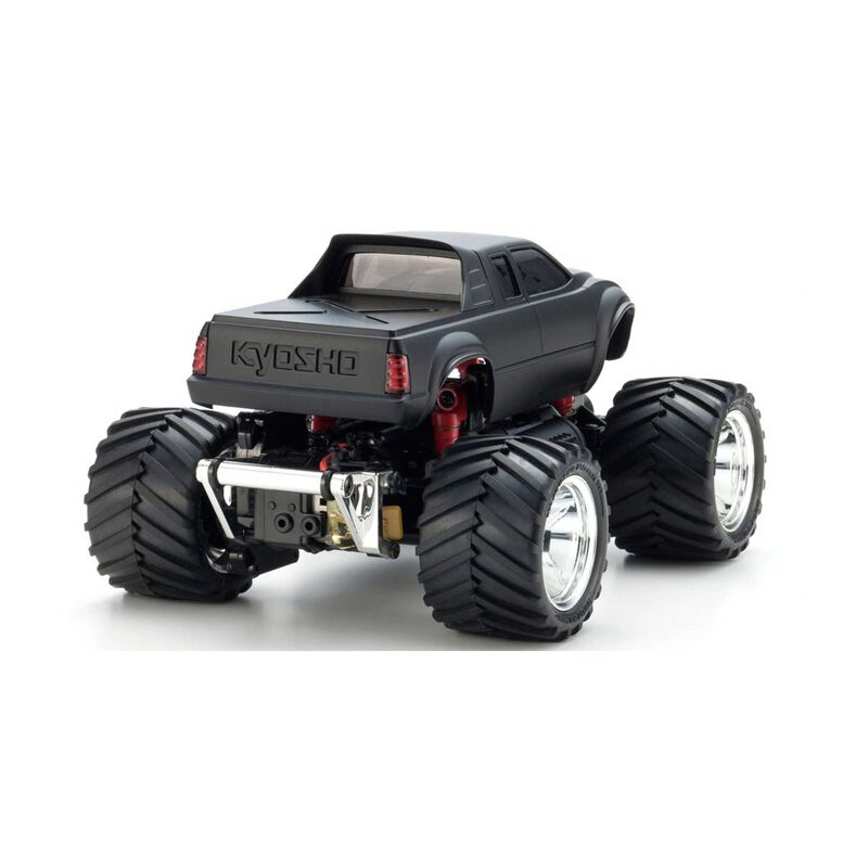 MINI-Z Monster MAD FORCE Readyset 2WD RTR, Matte Black
