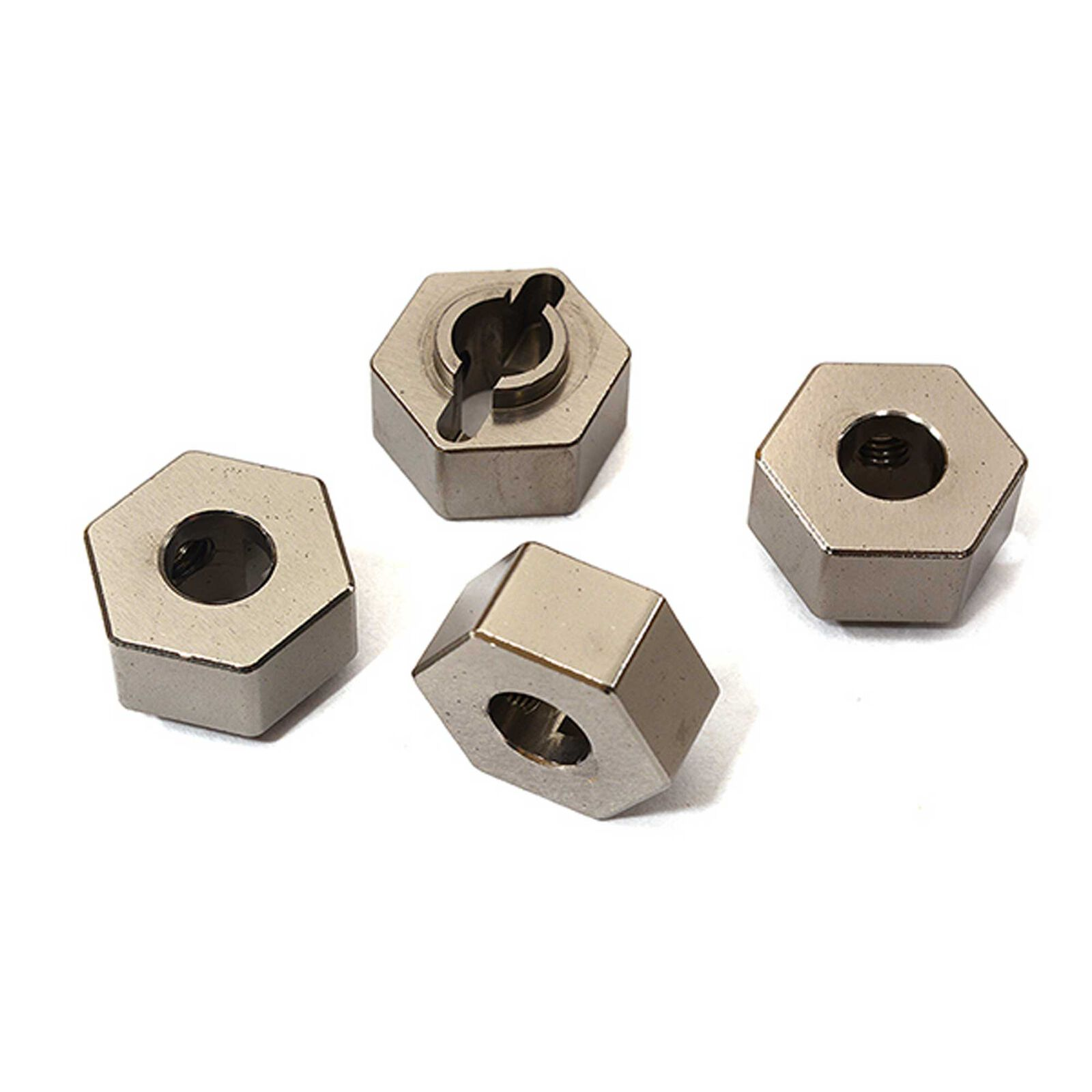 Wheel Hex, Grey (4): ARRMA 1/10 GRANITE Voltage