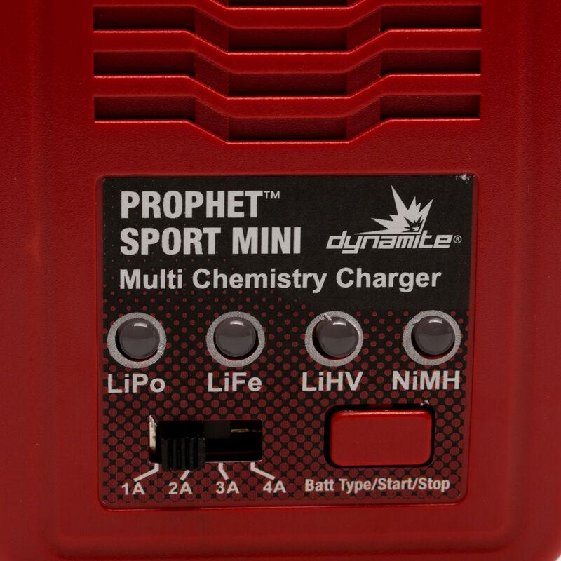 Prophet Sport Mini 50W Multichemistry Charger