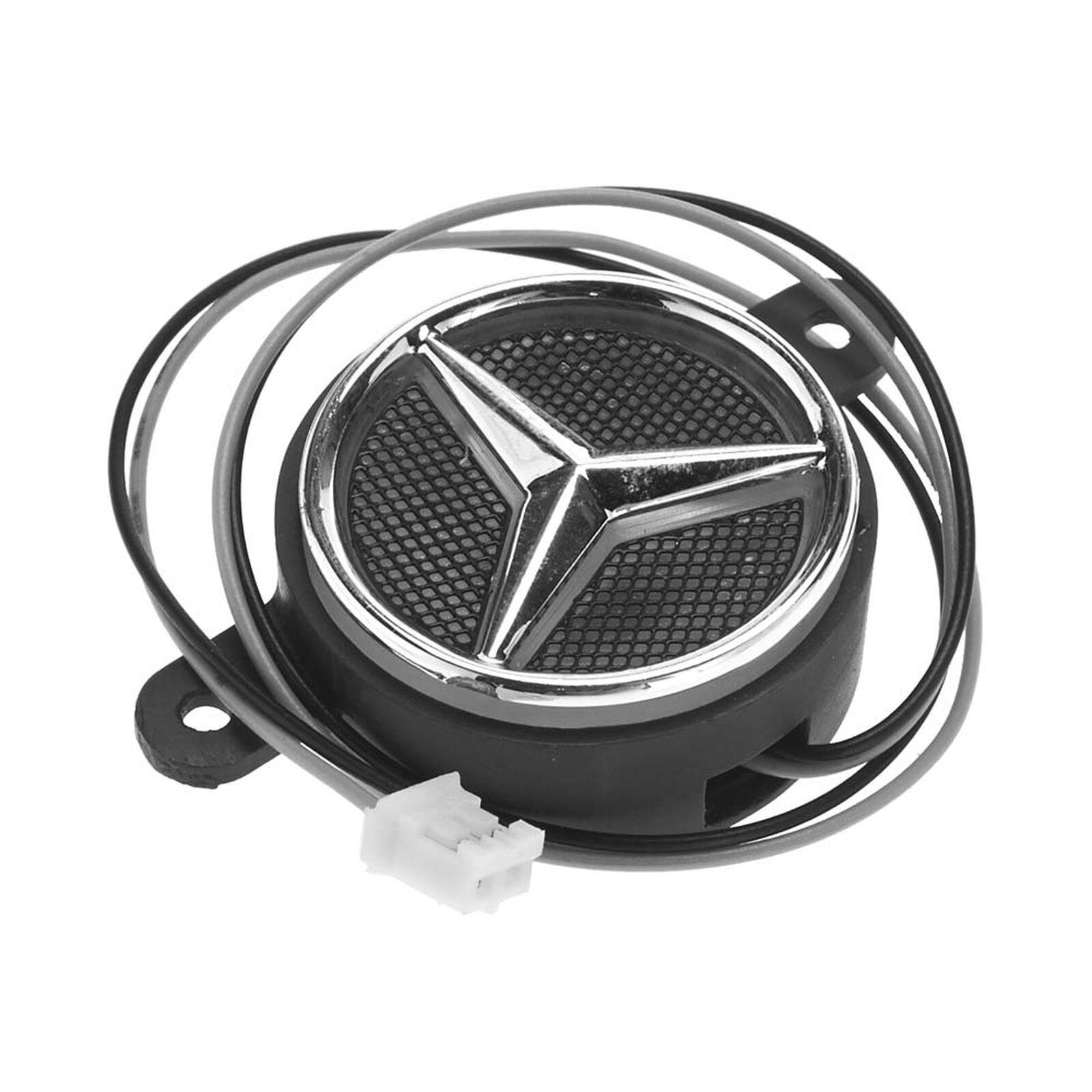 Ambient Light Logo with Metal Log: Tamiya 1/14 Benz Actros