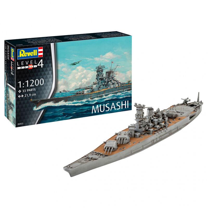 1/1200 Musashi