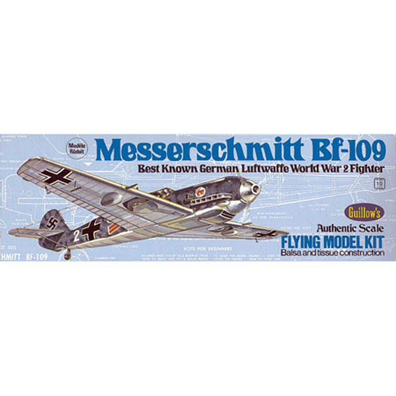 Messerschmitt BF-109 Kit, 24.4""