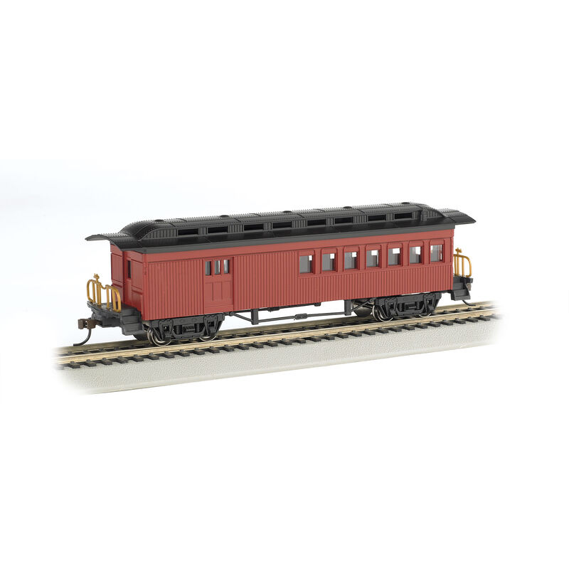 HO 1860-1880 Combine Red