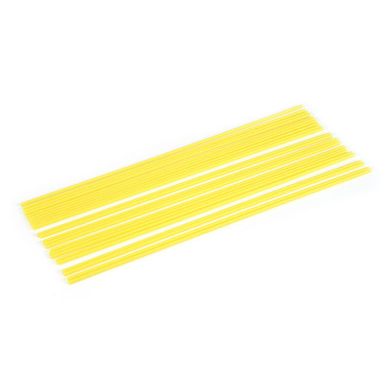 Antenna Tube, Yellow (24)