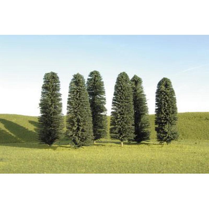 "Scenescapes  Cedar Trees, 3-4"" (36)"