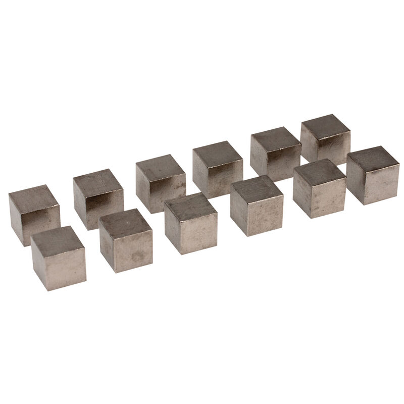 2 oz Tungsten Cube St 1/4""