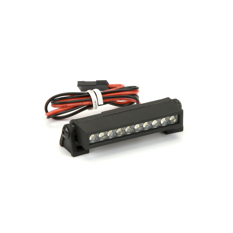"Super-Bright LED Light Bar Kit, 6V-12V, 2"", Straight"