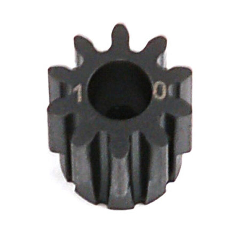 1.0 Module Pitch Pinion, 10T: 8E, SCTE
