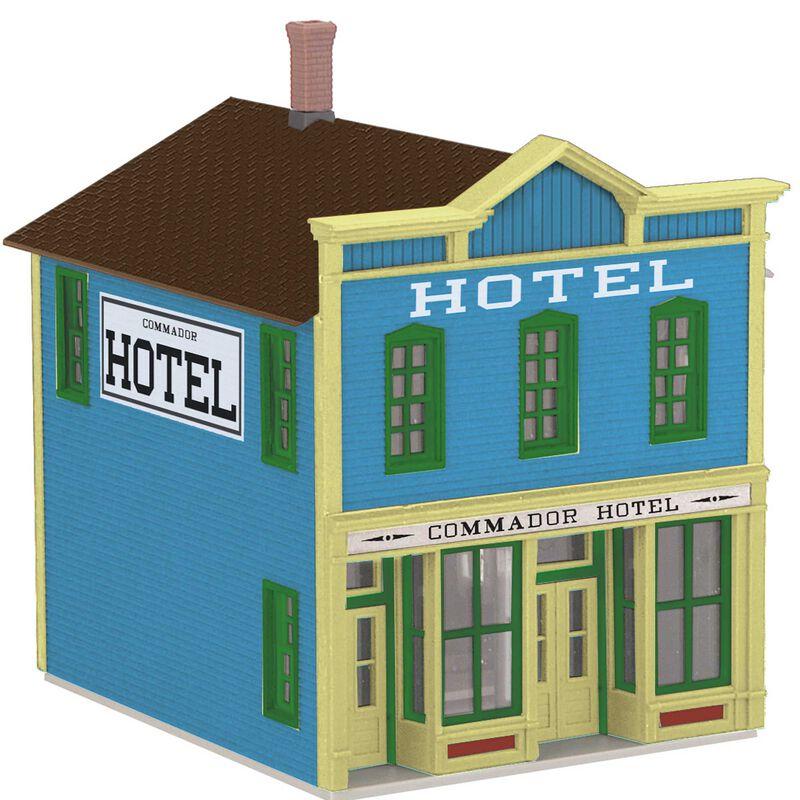 O Commodore Hotel