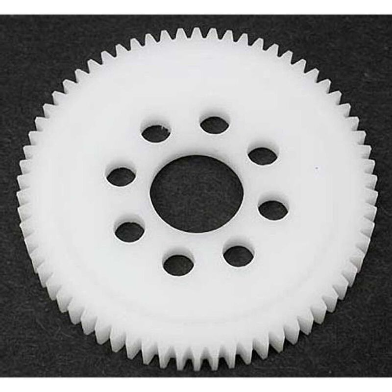 48P Pro Machined Spur Gear, 66T
