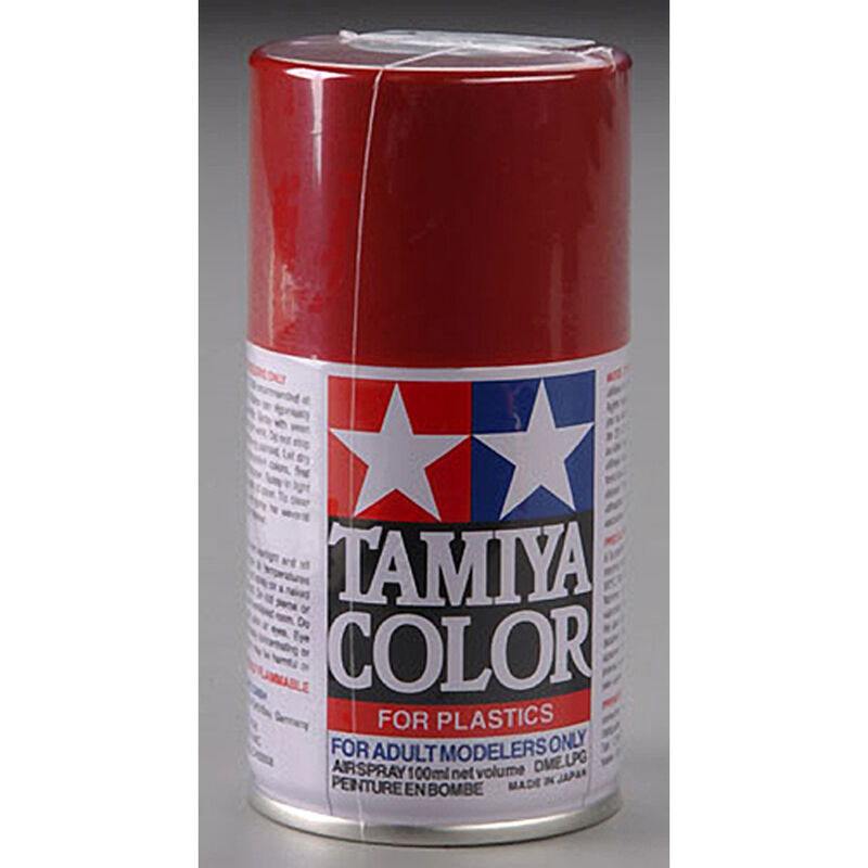 Spray Lacquer TS-39 Mica Red