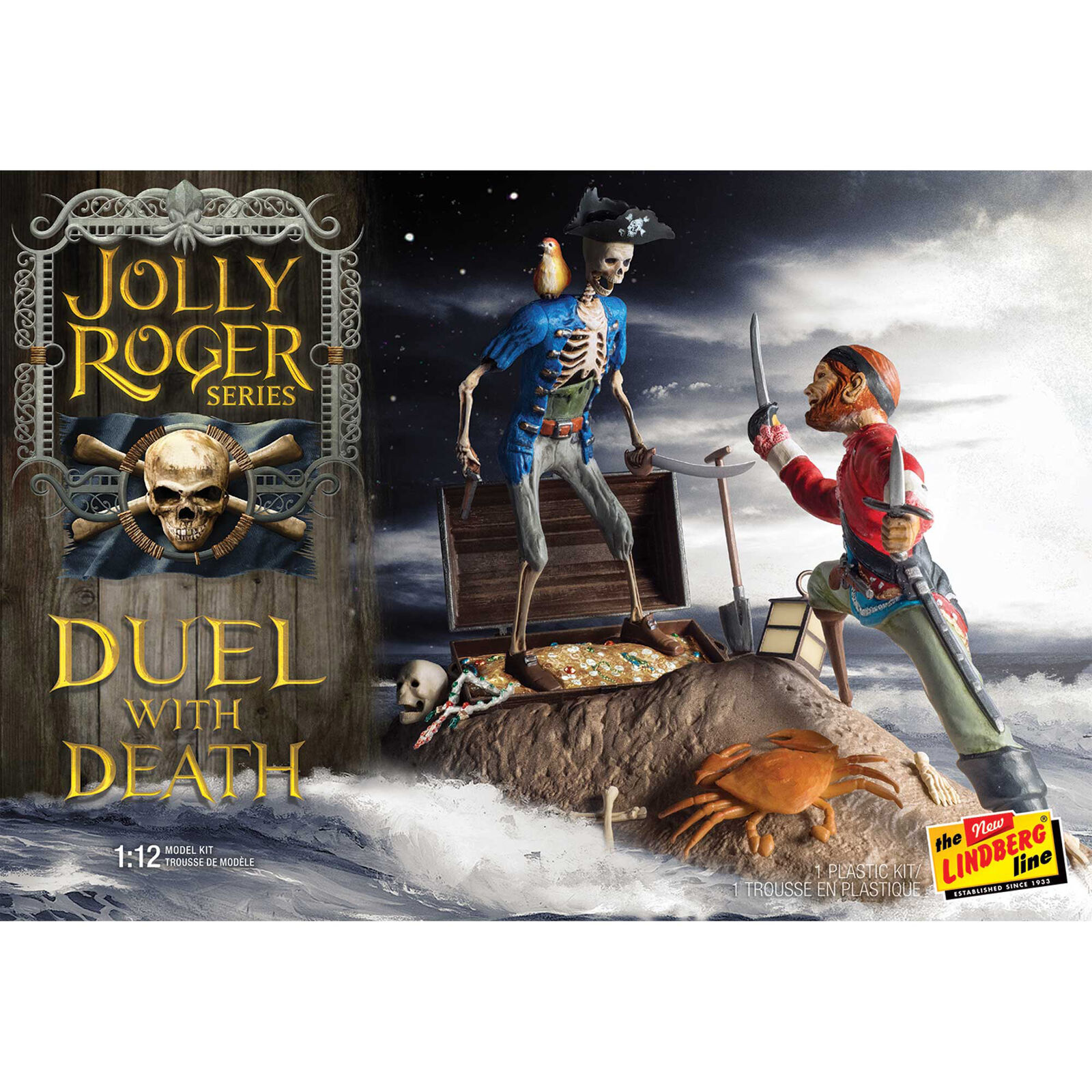 1/12 Jolly Roger, Duel with Death