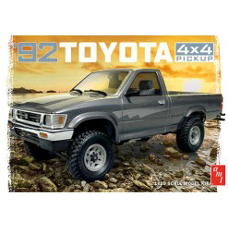 1 20 1992 Toyota 4x4 Pick-Up