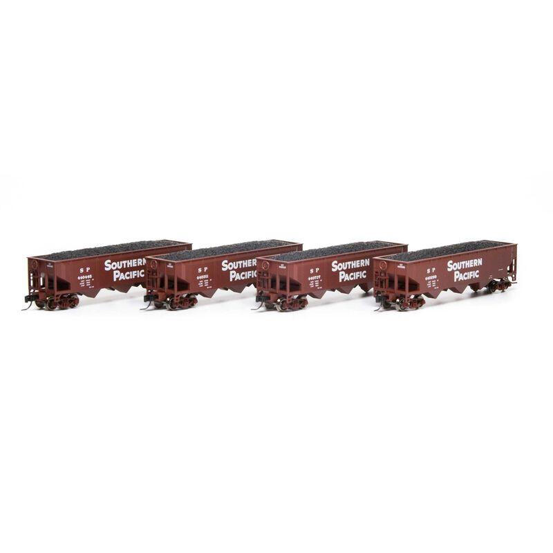 N 40' 3-Bay Offset Hopper with Load SP #2 (4)