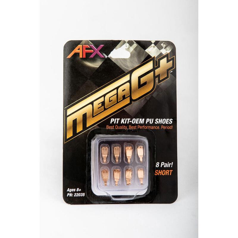 Mega G+ Pit Kit PU Shoes - Short