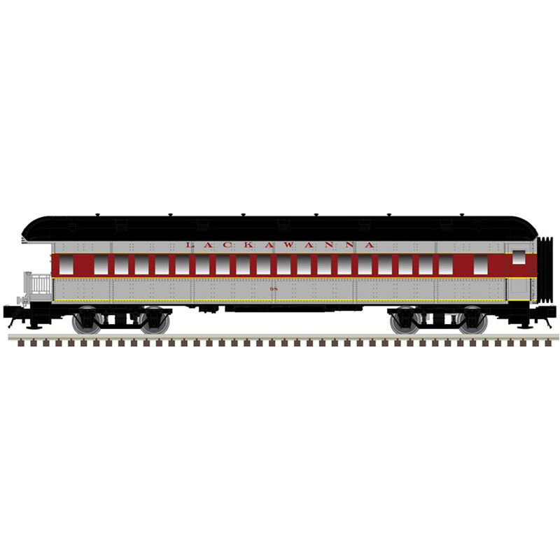 O TrainMan 60' Observation EL