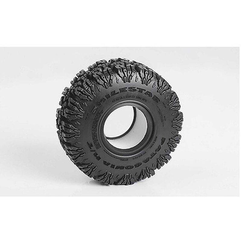 "Milestar Patagonia MT 1.9"" 4.7"" Tires (2)"
