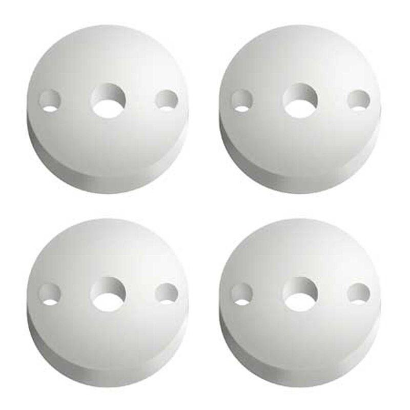 Factory Team 12mm Pistons (V2) 2x1.6mm Flat (4)