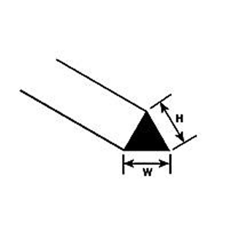 MRT-40 Triangular Rod,.040 (10)
